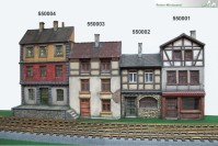 Prehm Miniaturen Buildings