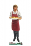 500073 - Saleswoman in bakery