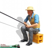 Art.No. - 500075 angler - sitting