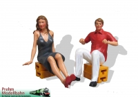 Art. No. 500141 - Loving couple, sitting