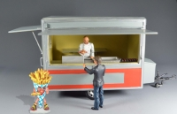 550131 Giant French fries bag - Display for food trucks