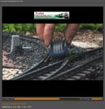 Bild anklicken und es geht zum Anwendungsvideo für den DOFLEX Schotterkleber.