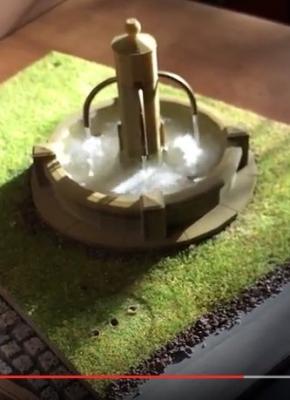 Hier geht es zum Informationsvideo über den Dorfbrunnen - Artikel Nummer 510540.