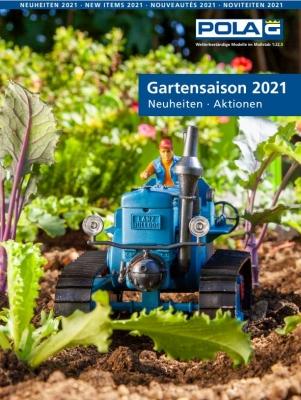 Neuheitenprospekt 2021 zum download