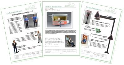 Neuheiten 2017 von Prehm-Miniaturen® zum download und dann zum lesen als pdf