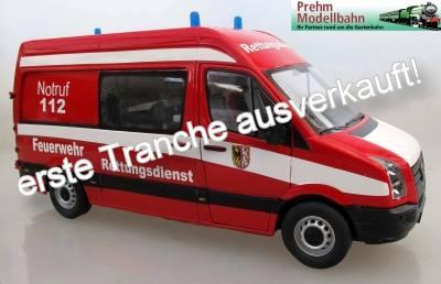 Feuerwehr - Rettungswagen - Neuheit 2017