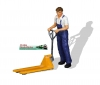 "Art. Nr. 500600 - worker with pallet truck – called ""ant"""