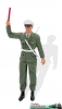 Art.No. 500811 - GDR oder BRD traffic policeman