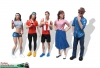 Art. No. 550119 - Sports and leisure - Set 5 figures