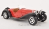Item No. BBU18- 22027 Bburago - Bugatti Type 55 - red / black 1932