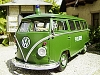 VW-Bus T1 Police